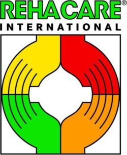 Bild: Logo Rehacare International